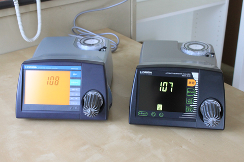 【数量限定・送料無料】HORIBA(ホリバ)COHC排ガス測定器(テスター)MEXA-324L