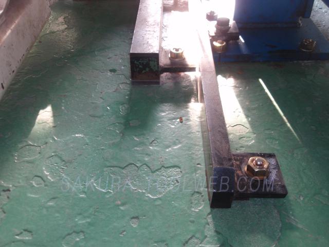 Bishamon 門型2柱リフト